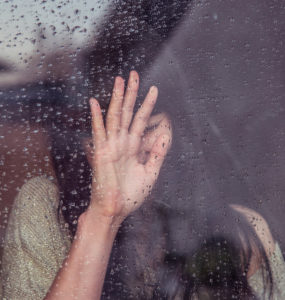 Beehive Healthcare | Massage, Chinese Massage, Liposculpture, Facial Peeling, Dermapens and Healthcare Treatments Chester | image showing a person behind a rainy window