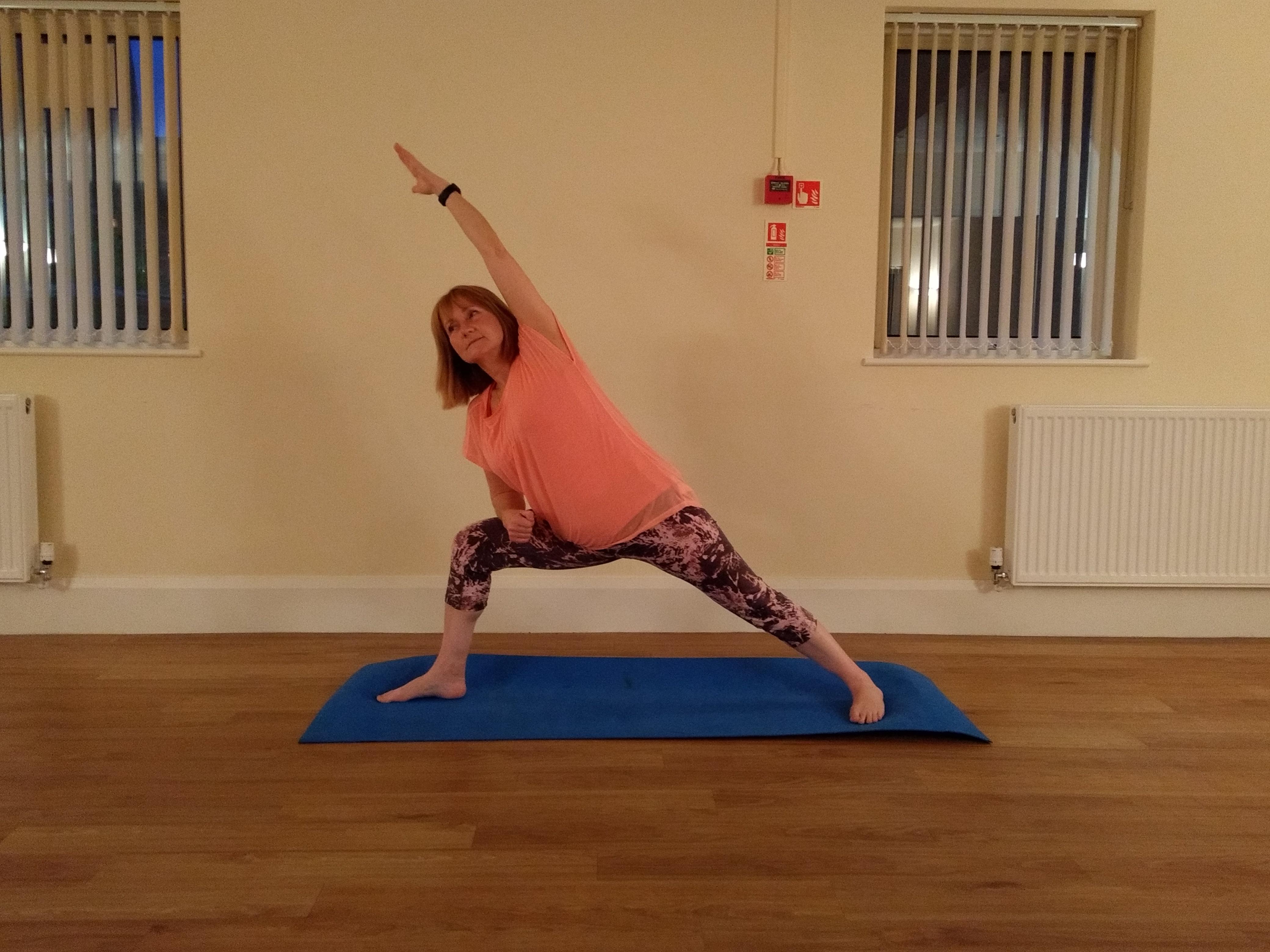 dru yoga pose