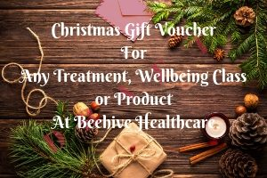 Beehive Healthcare | Swedish Massage, Pregnancy Massage and Yoga Chester | Voucher