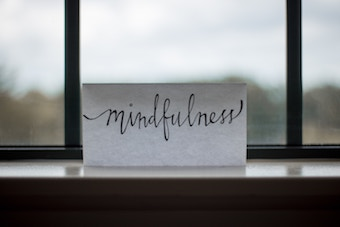 Top Ten Tips for Mindfulness