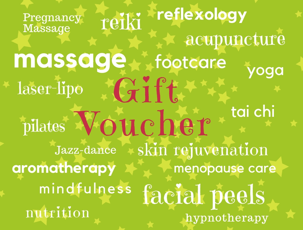 Beehive Healthcare | Swedish Massage, Pregnancy Massage and Yoga Chester |eGift Voucher for treatments at Beehive Healthcare Chester