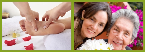 couples massage | mother and daghter massage| chester