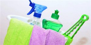 Beehive Healthcare Chester | Health and Wellbeing Centre | Cleaning Materials