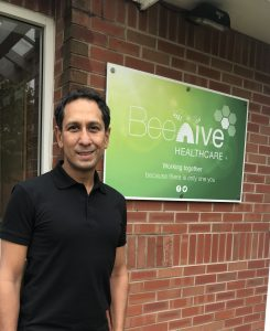 Beehive Healthcare Chester | Health and Wellbeing Centre | Sign