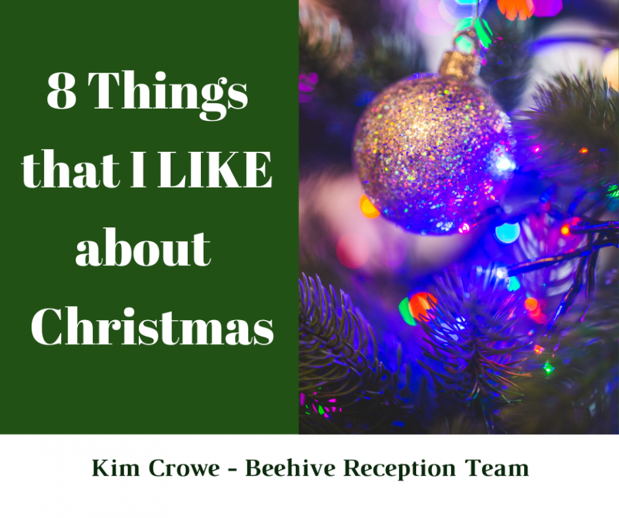 Things like about christmas